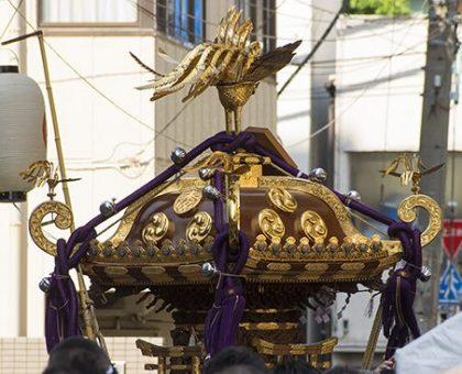 灘のけんか祭の桟敷席の値段や屋台・神輿の重さに驚愕!