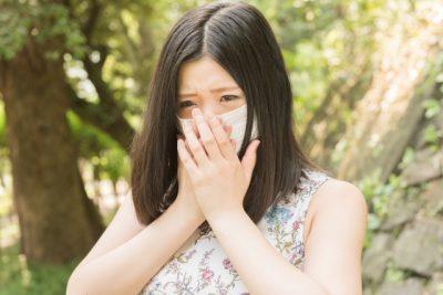 妊婦の花粉症は頭痛が酷いし薬も怖い!何科を受診する?