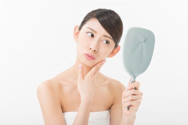 顎ニキビの予防