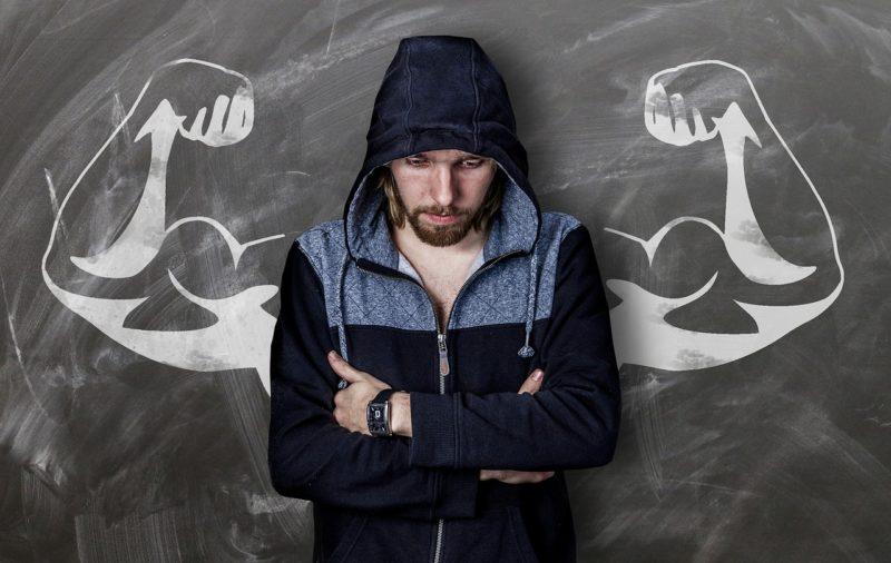 男性が脂肪を筋肉に変える方法