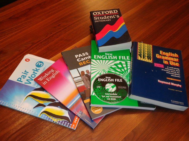 独学で英語を学習