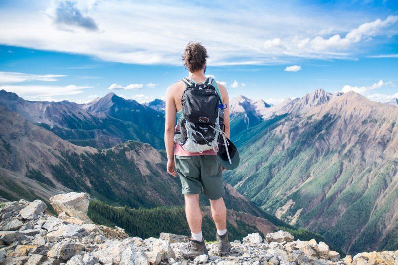 ハイキングとトレッキングの違い