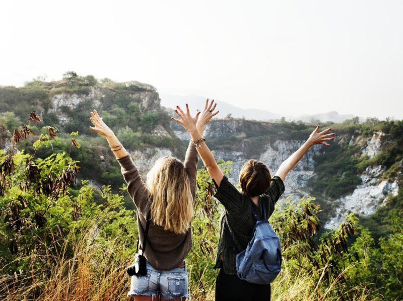 ハイキングの楽しみ方