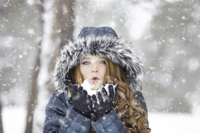 寒さに強くなる方法