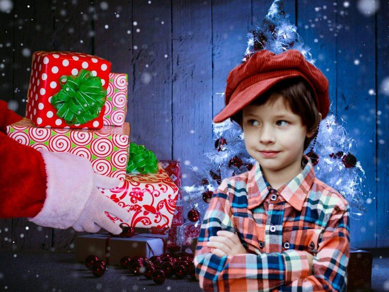 クリスマスプレゼント渡し方