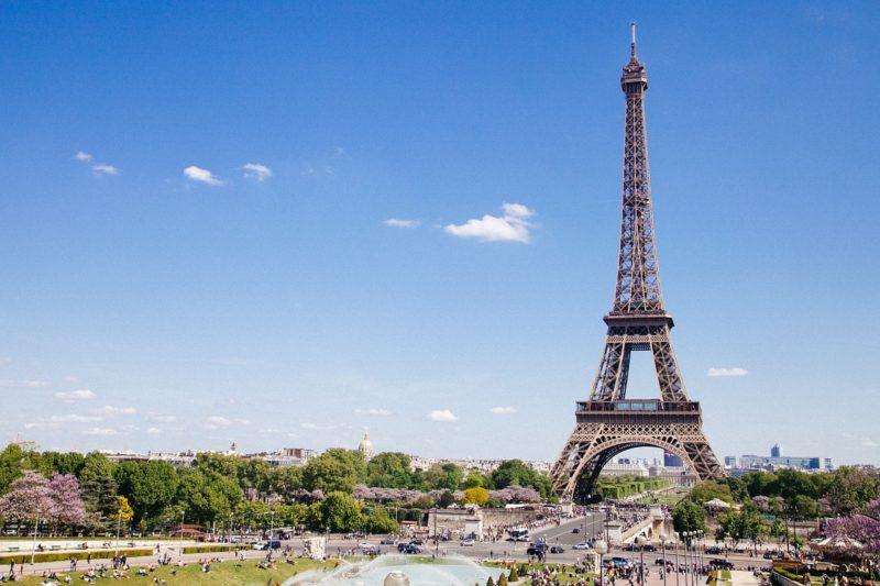 エッフェル塔の美しさ