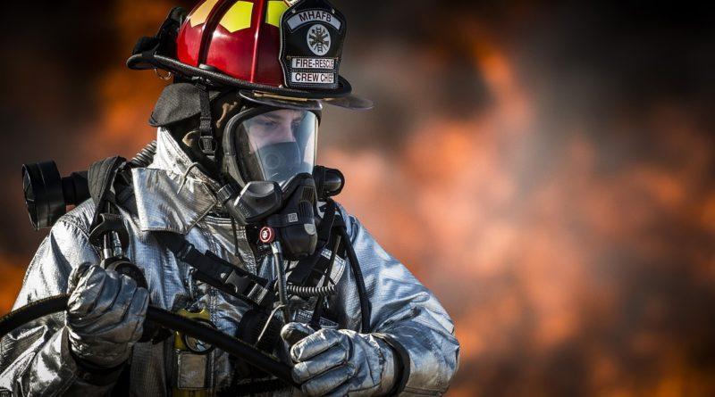 国際消防士の日