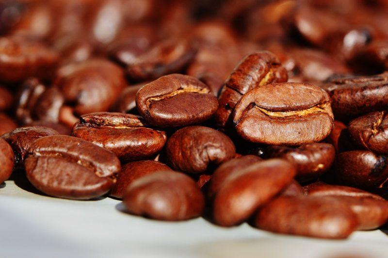 コーヒー生豆排出物