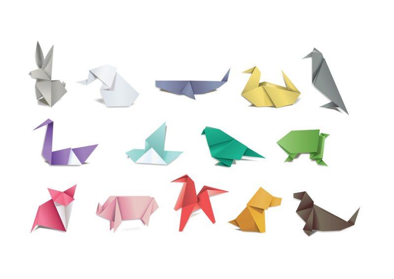 折り紙供養の日