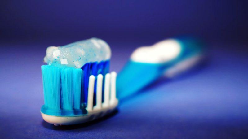 歯ブラシ交換の日