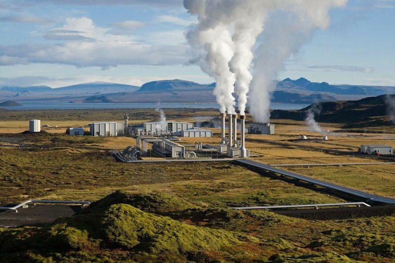 地熱発電の日