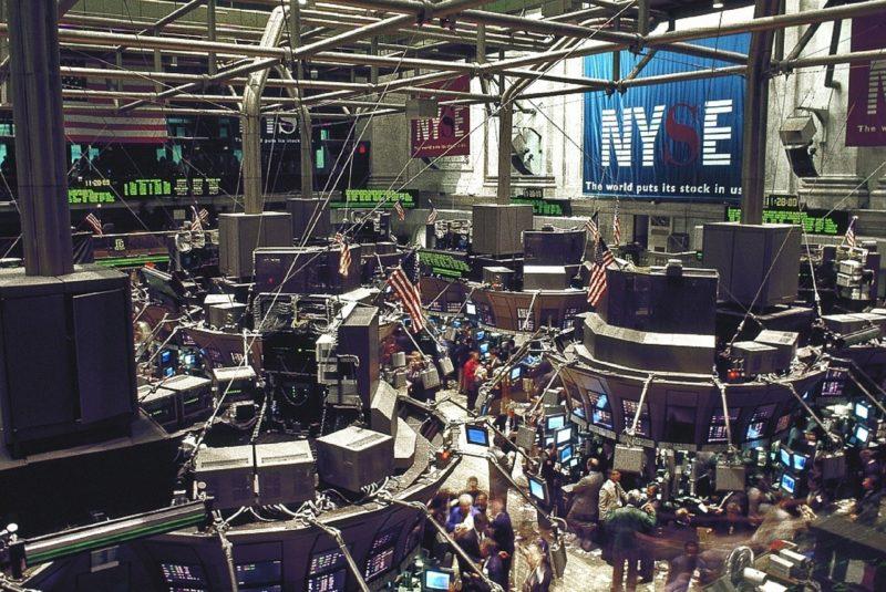 証券投資の日